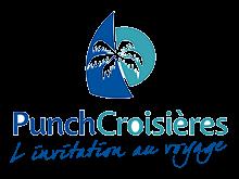 Logotype Punch Croisières
